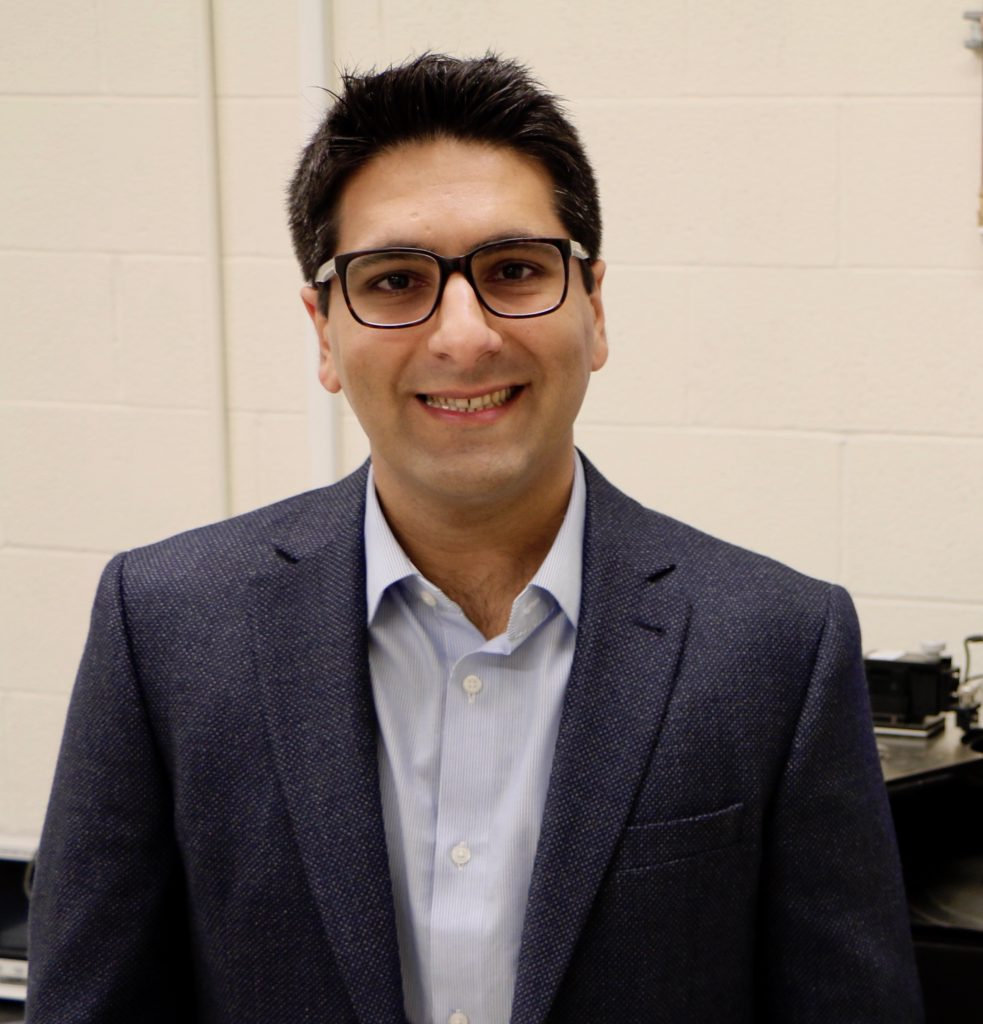 Tabrizian Selected As Hastings Faculty Fellow